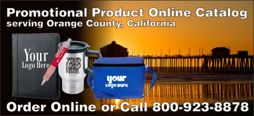 Promotional Products Orange County, California